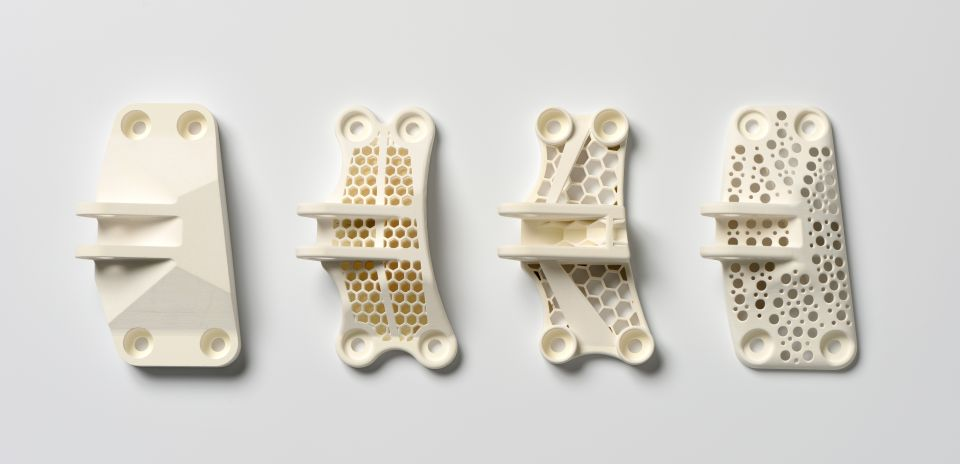 Additive Manufacturing_Ceramic 3D printed geometries